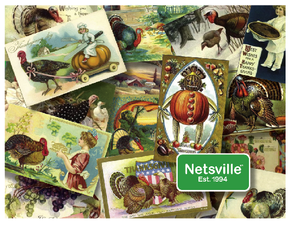 Happy Thanksgiving, from Netsville